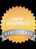 Content Development badge