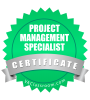 Project Managment Badge